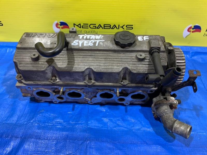 Головка блока цилиндров Mazda Titan SYE6T FE 2003 (б/у)