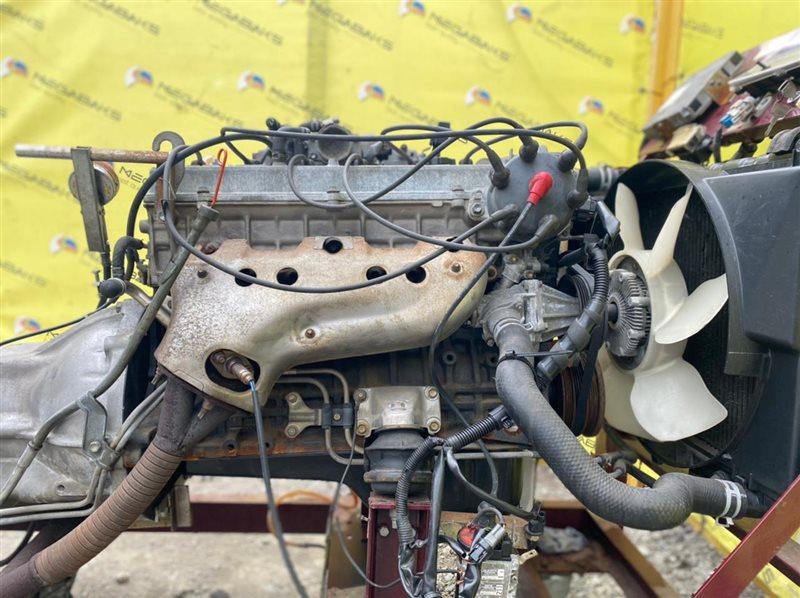 Двигатель Toyota Mark Ii GX90 1G-FE 1992 5661521 (б/у)
