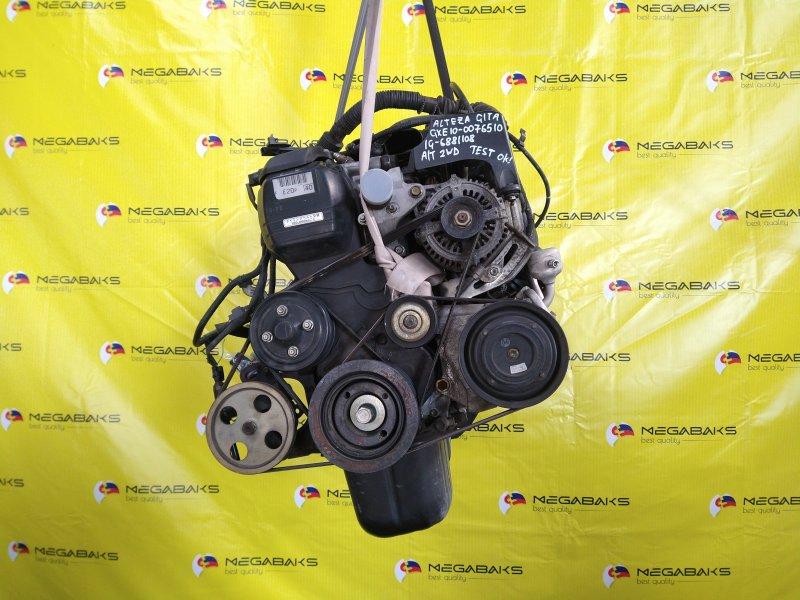 Двигатель Toyota Altezza Gita GXE10 1G-FE 2001 6881108 (б/у)