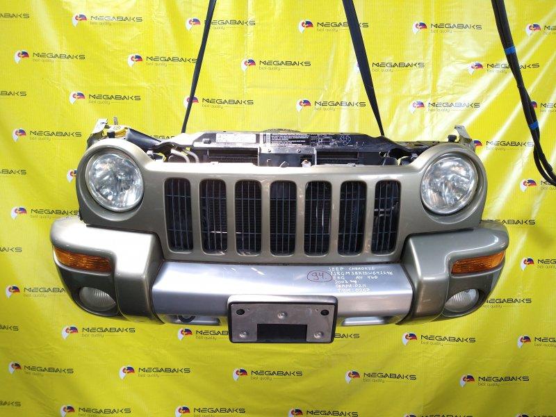 Nose cut Jeep Cherokee KJ EKG 2003 0211 (б/у)