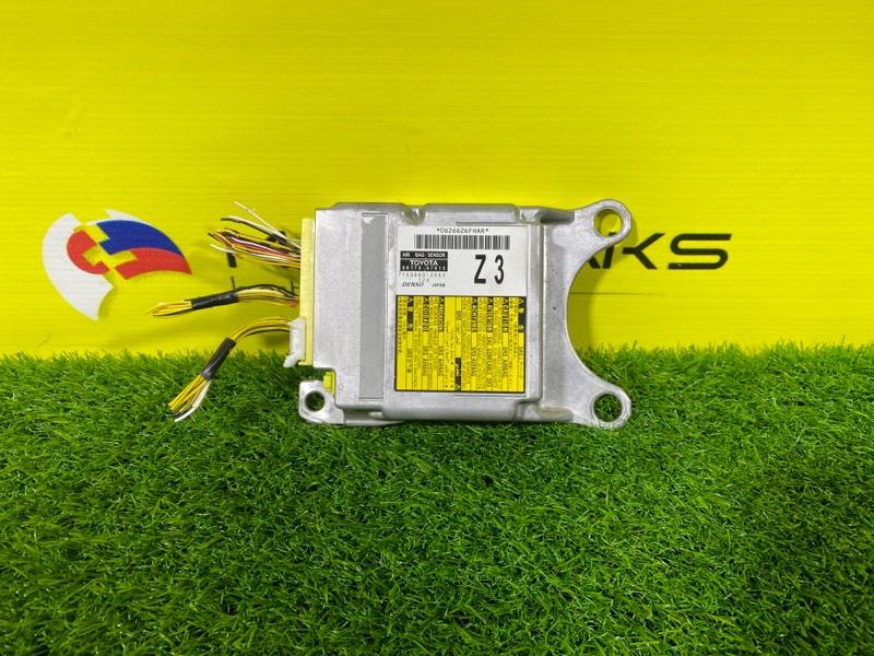 Блок управления airbag Toyota Prius ZVW55 89170-47610 (б/у)