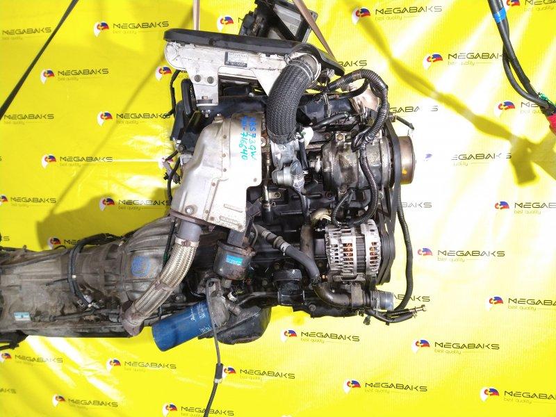 Двигатель Isuzu Bighorn UBS73GW 4JX1 2000 716640 (б/у)