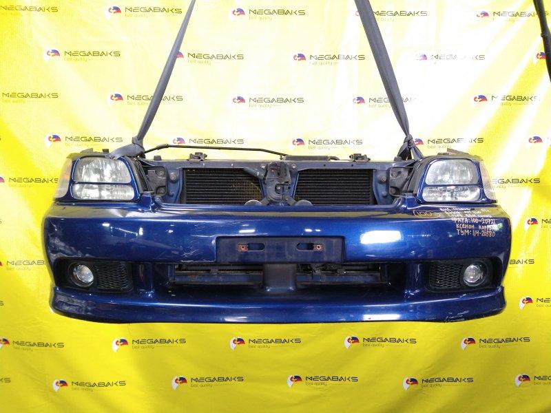 Nose cut Subaru Legacy BH5 EJ206 2001 100-20721, GT LIMITED, I MODEL (б/у)