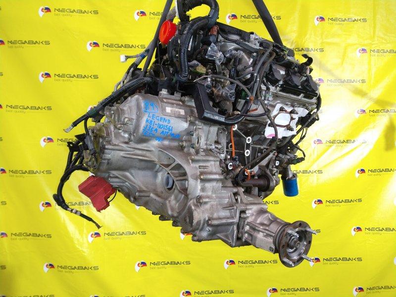 Акпп Honda Legend KB1 J35A 2006 MJBA (б/у)