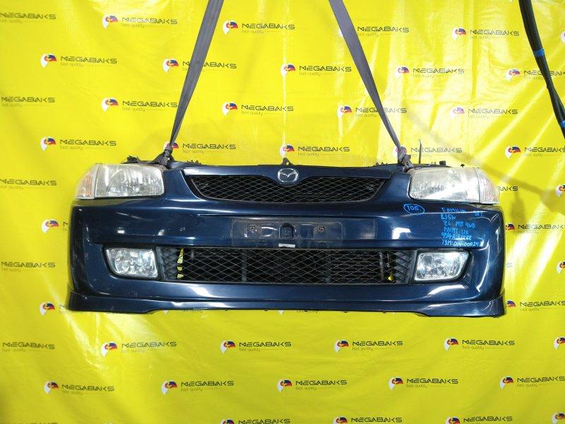 Nose cut Mazda Familia BJ5W ZL 1998 R6888 (б/у)