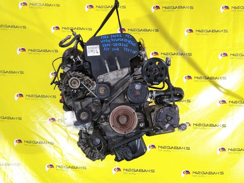 Двигатель Ford Focus EDDF 2002 2R48365 (б/у)