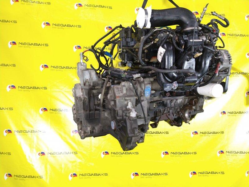 Акпп Ford Focus EDDF 2002 4F27E (б/у)