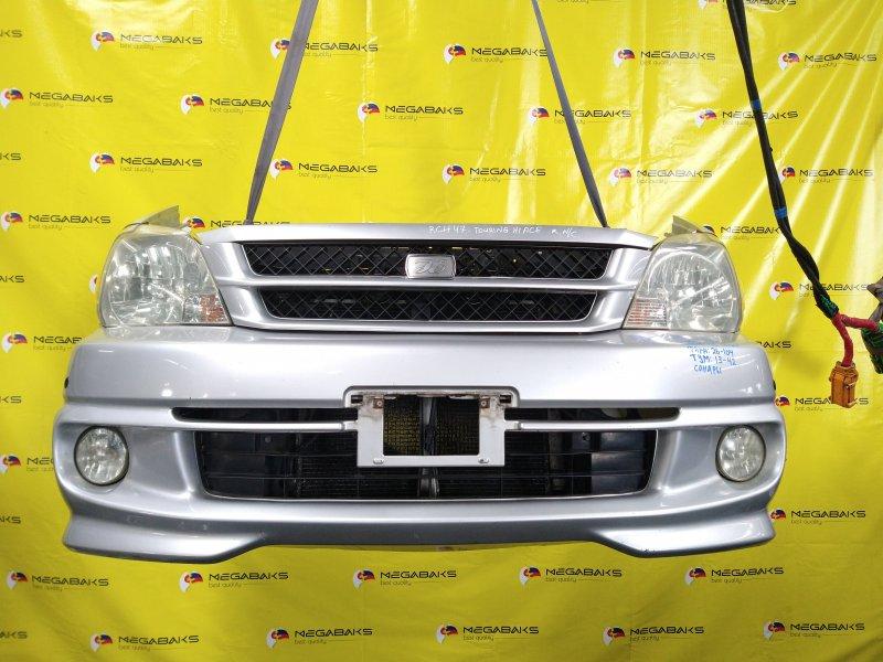 Nose cut Toyota Hiace Regius RCH47 3RZ-FE 2000 26-104 (б/у)