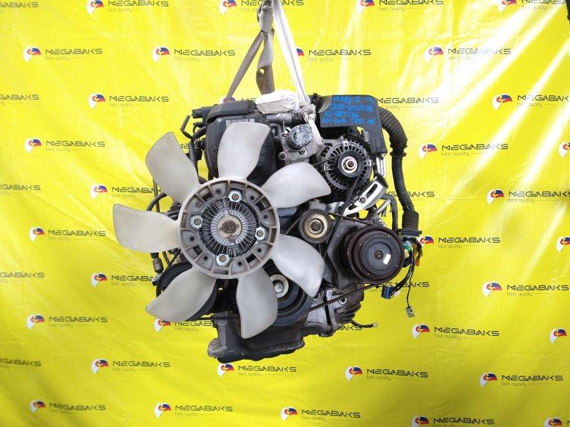 Двигатель Toyota Mark Ii GX115 1G-FE 2001 6846236 (б/у)