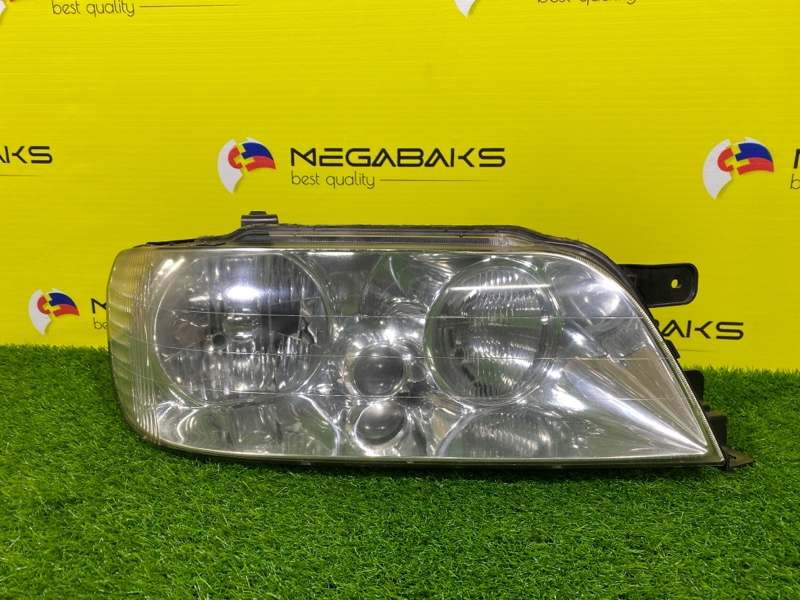 Фара Mitsubishi Proudia S32A правая R7570 (б/у)
