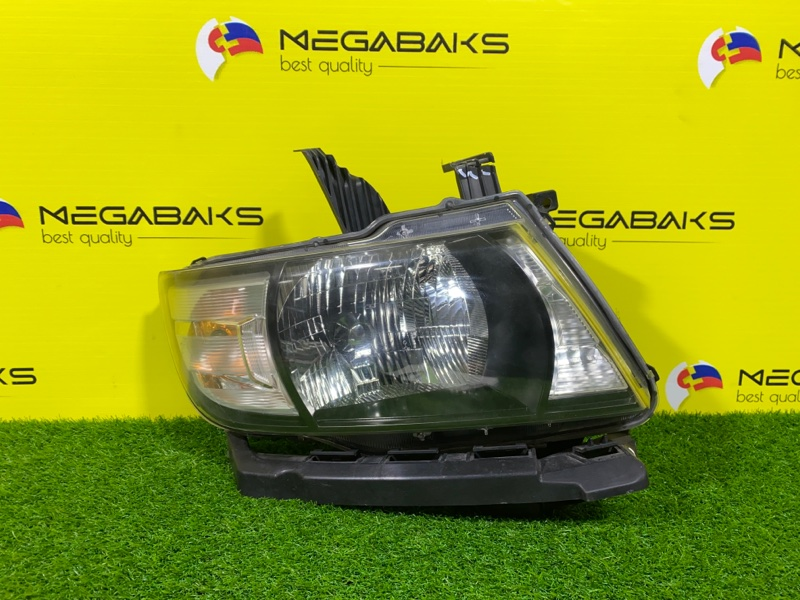 Фара Honda Mobilio Spike GK1 правая 100-22610, +КРЕПЛЕНИЯ (б/у)