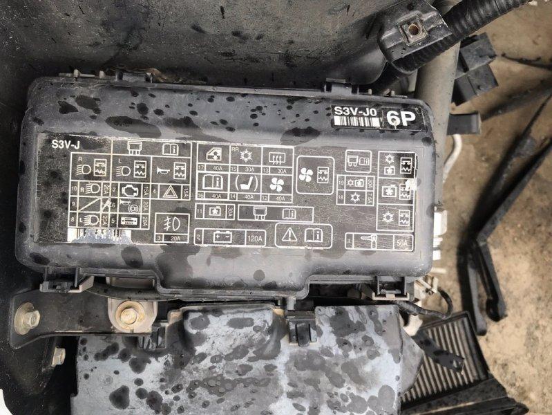 Блок предохранителей Honda Mdx YD1 J35A (б/у)