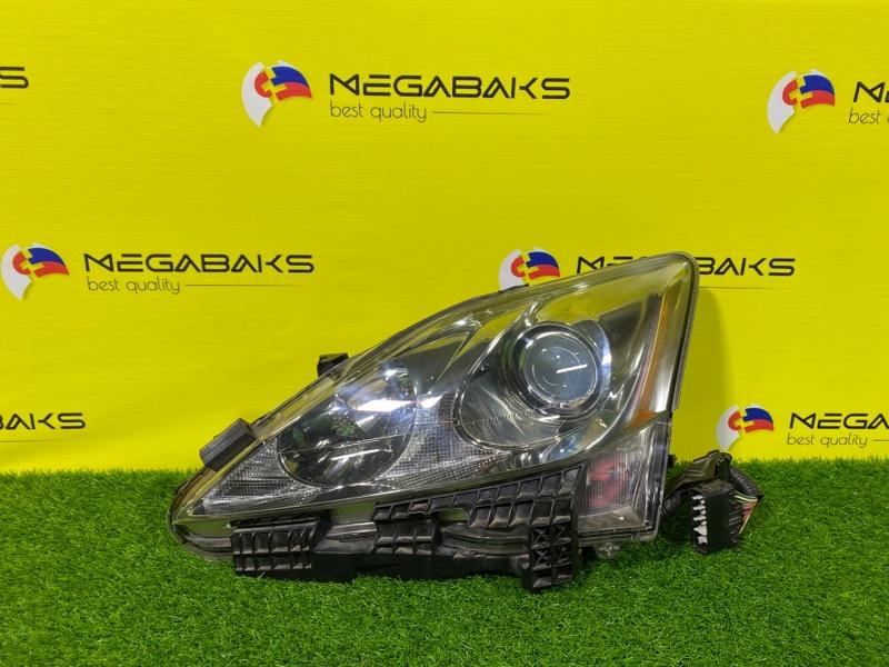 Фара Lexus Is350 GSE20 2GR-FSE левая 53-33 (б/у)