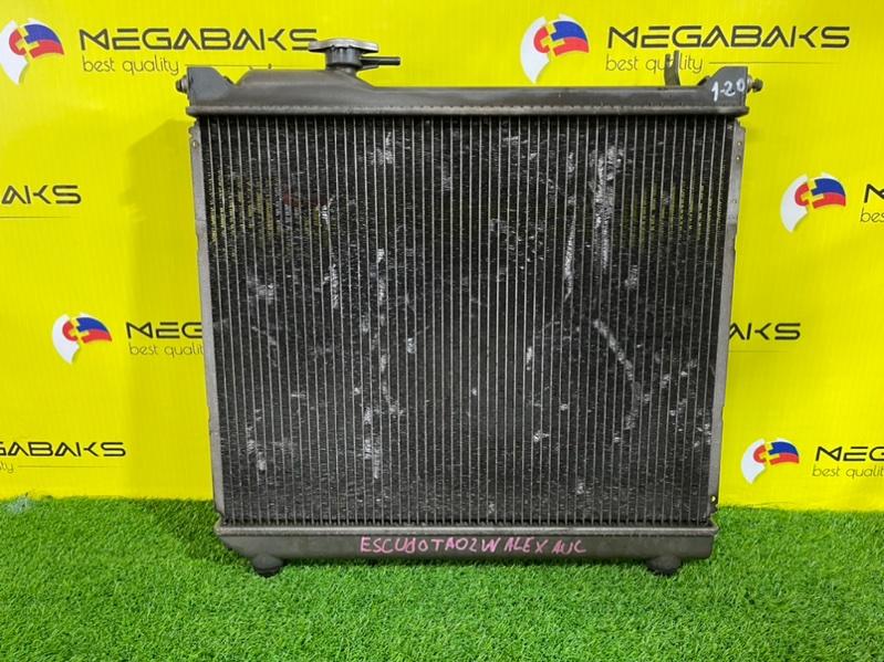 Радиатор основной Suzuki Escudo TA02W G16A (б/у)