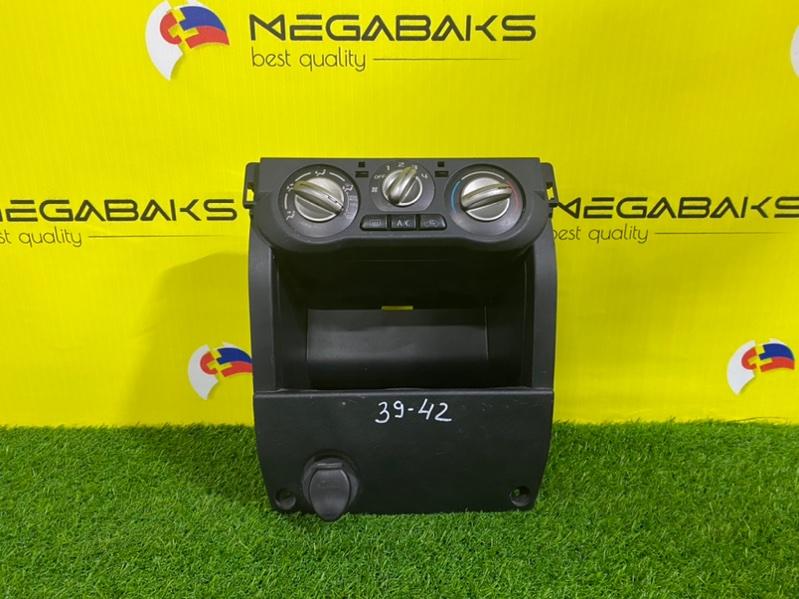 Блок управления климат-контролем Mitsubishi Pajero Mini H58A 4A30 III MODEL (б/у)