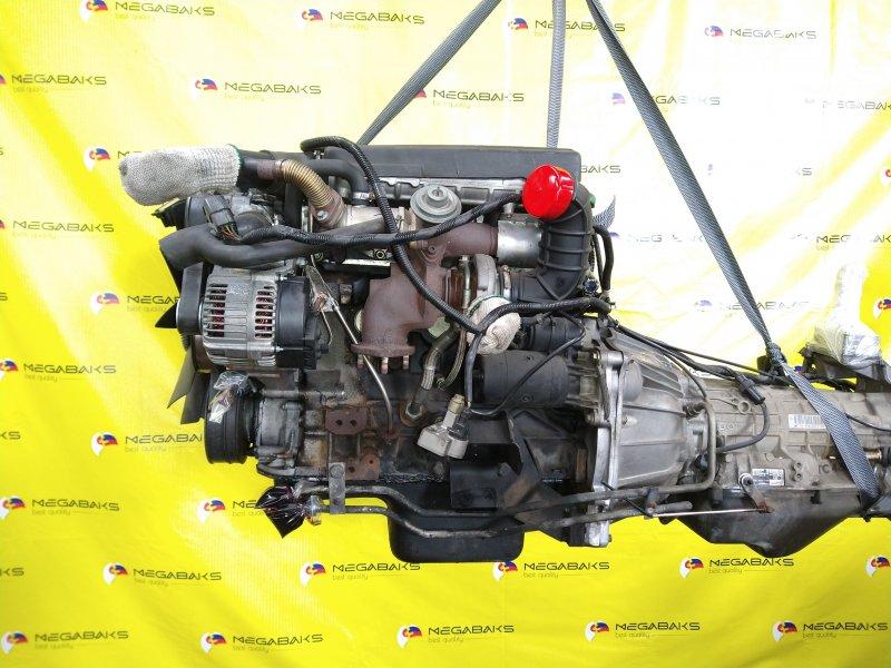Двигатель Land Rover Discovery LJ 19L 1990 09067A (б/у)
