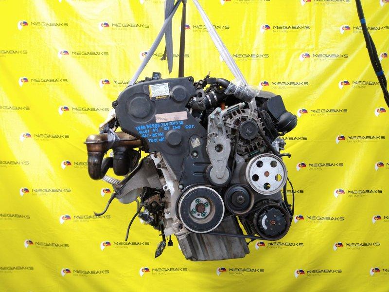 Двигатель Audi A4 B6 ALT 2000 105761 (б/у)