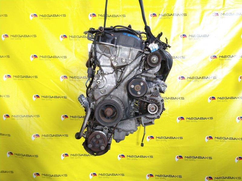 Двигатель Mazda Premacy CREW LF-VE 2008 10710669 (б/у)