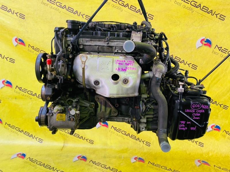 Акпп Mitsubishi Lancer Cedia CS5W 4G93 2001 F1C1A 2F2Z (б/у)