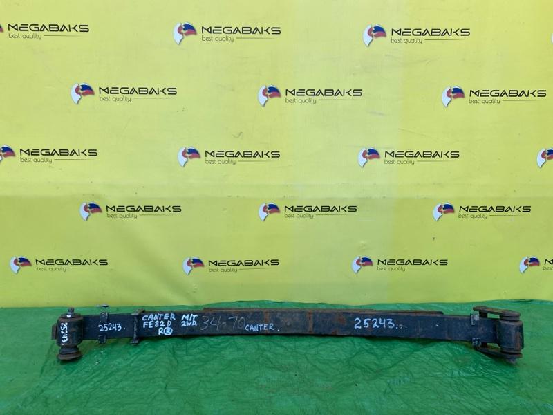 Рессора Mitsubishi Canter FE82 задняя правая (б/у)
