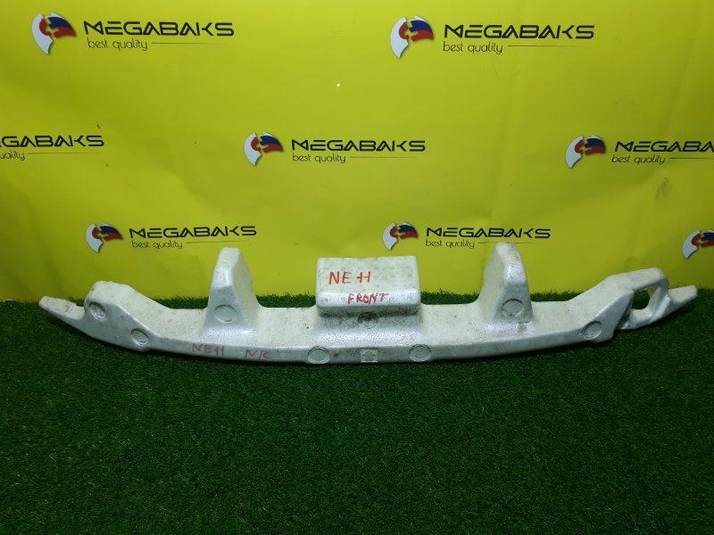 Пенопласт в бампер Nissan Note E11 передний (б/у)