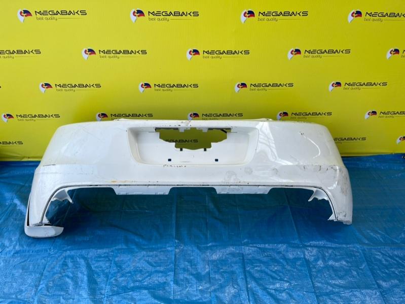 Бампер Honda Cr-Z ZF2 задний (б/у)