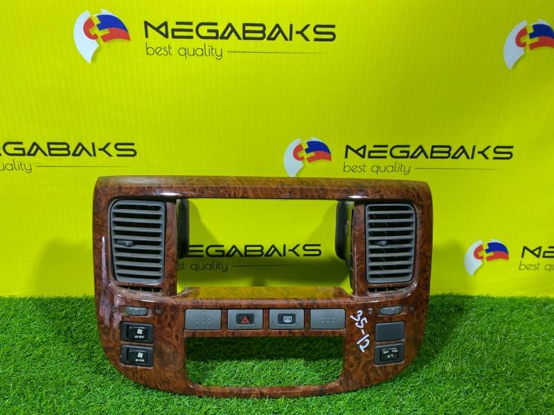 Консоль магнитофона Nissan Caravan CQGE25 (б/у)