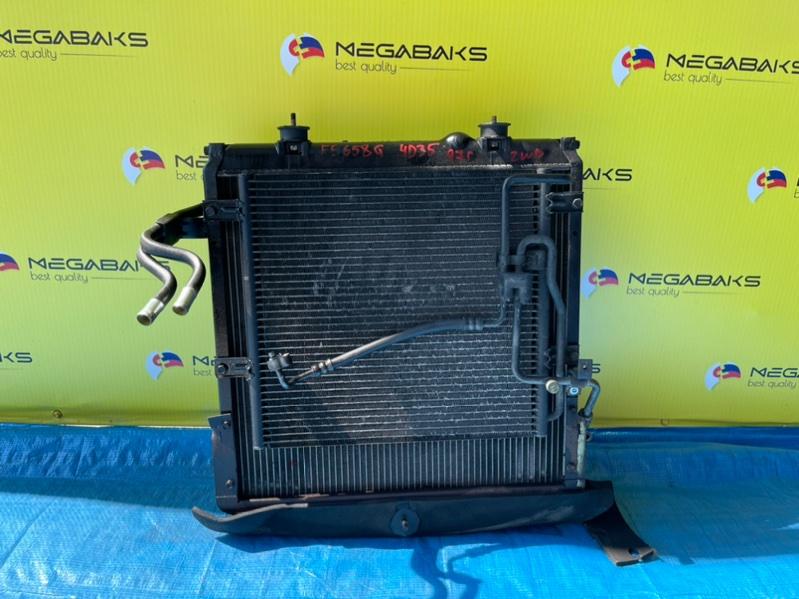 Радиатор основной Mitsubishi Canter FE658G 4D35 (б/у)