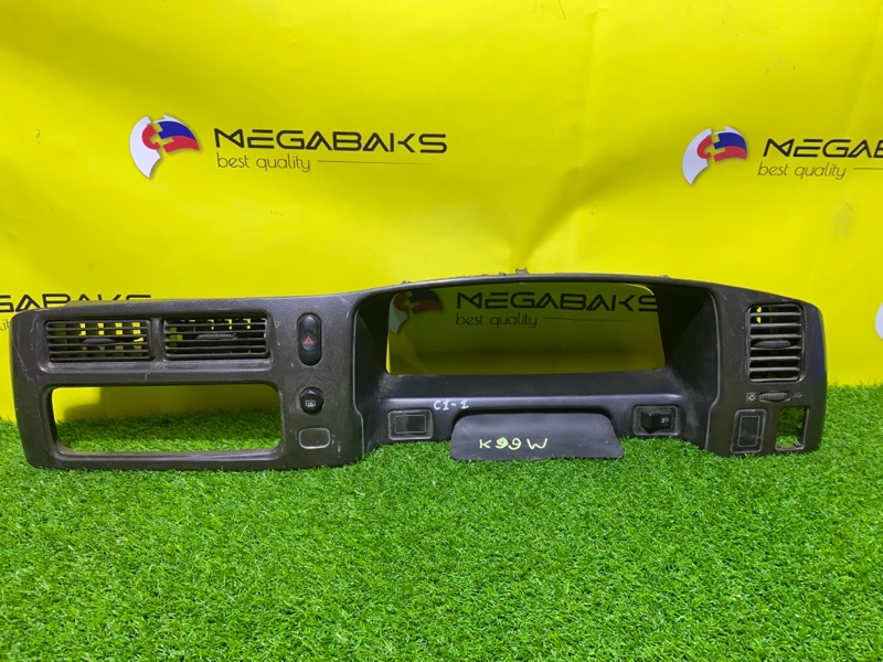 Консоль спидометра Mitsubishi Challenger K99W 1999 (б/у)
