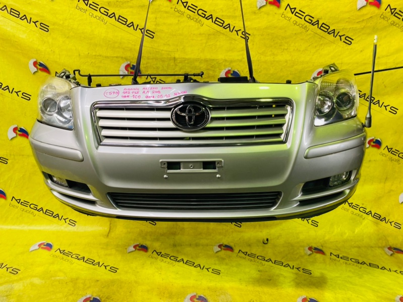Nose cut Toyota Avensis AZT250 1AZ-FSE 2004 05-42 (б/у)