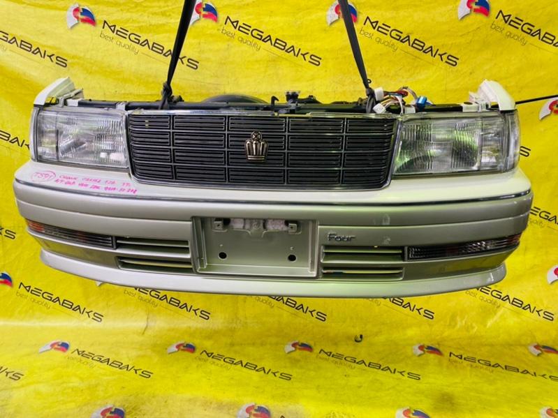 Nose cut Toyota Crown JZS153 1JZ-GE 1997 30-208 (б/у)
