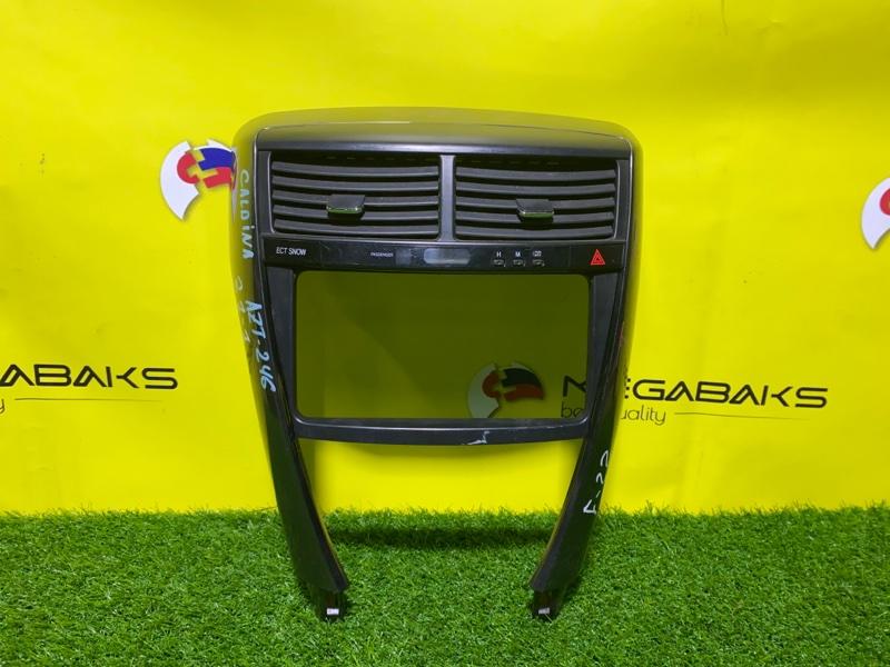 Консоль магнитофона Toyota Caldina AZT240 (б/у)