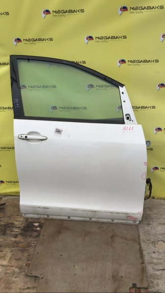 Дверь Toyota Estima AHR20 2AZ-FSE передняя правая (б/у)