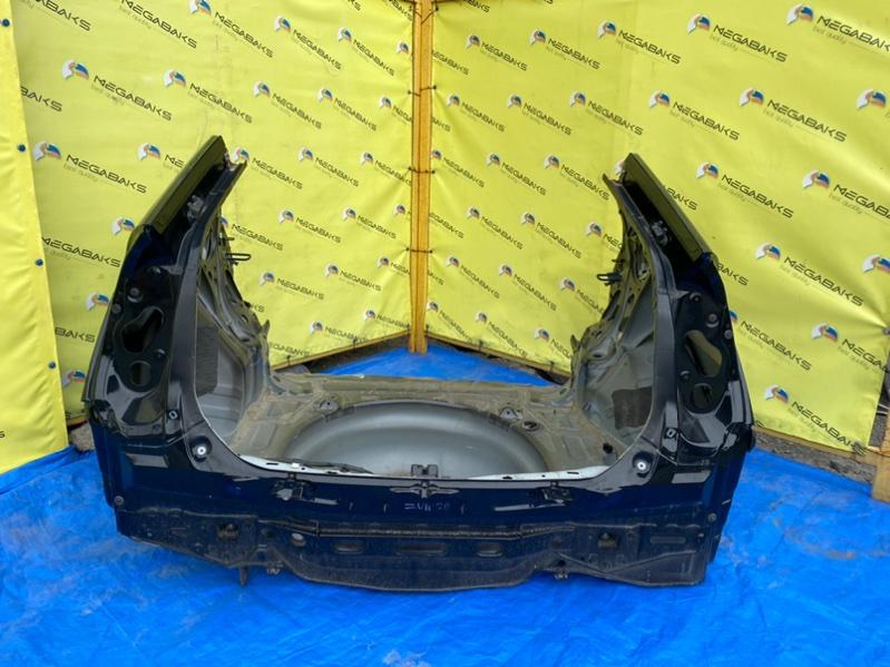Задняя панель кузова Toyota Prius ZVW30 (б/у)