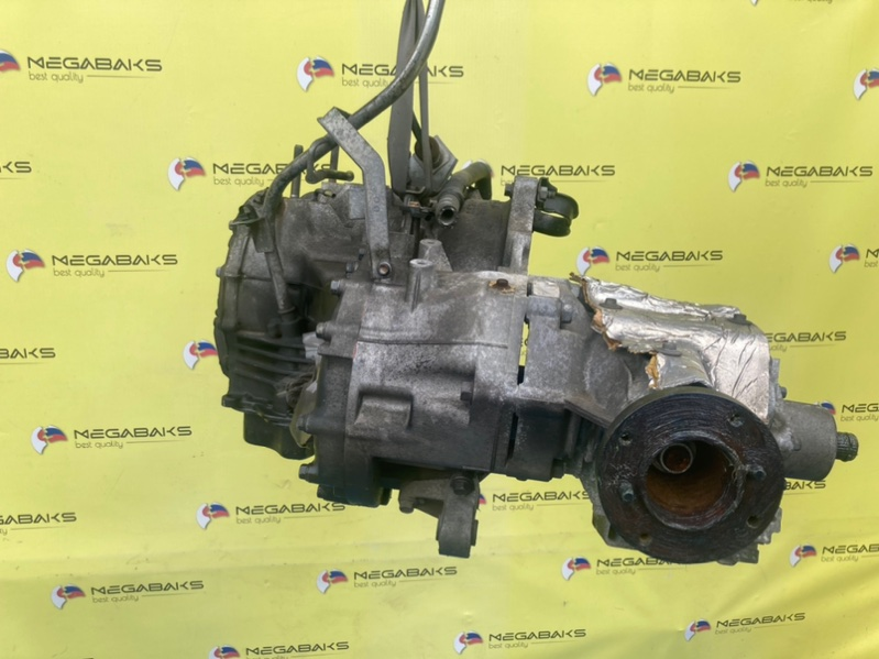 Акпп Mazda Axela BKEP LF-VE 4WD (б/у)