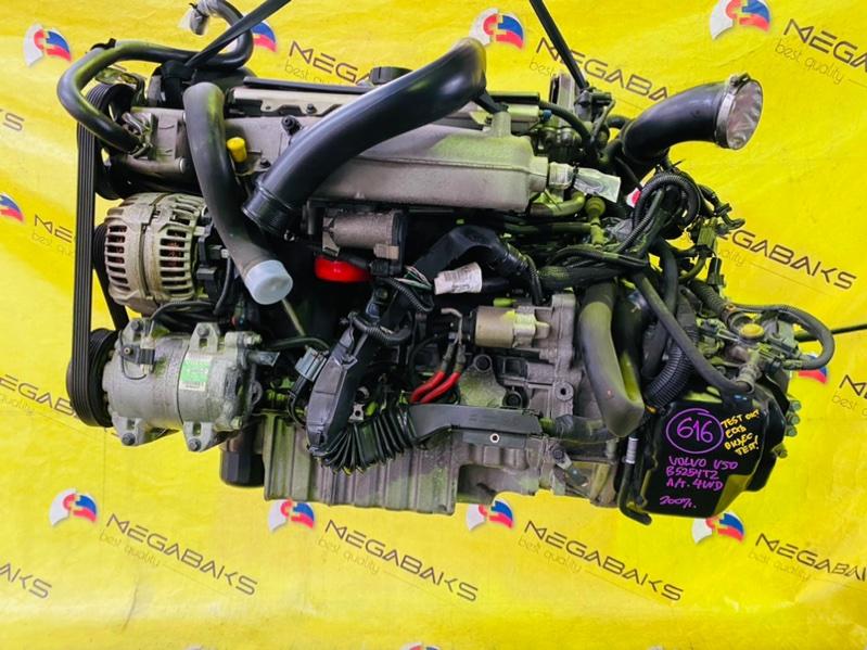 Акпп Volvo V70 SW59 B5254T2 2007 4WD / AW50/51 AWD (б/у)