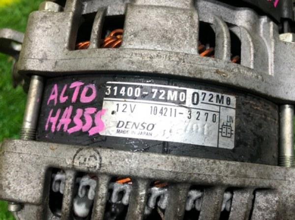 Генератор Suzuki Alto HA35S R06A (б/у)