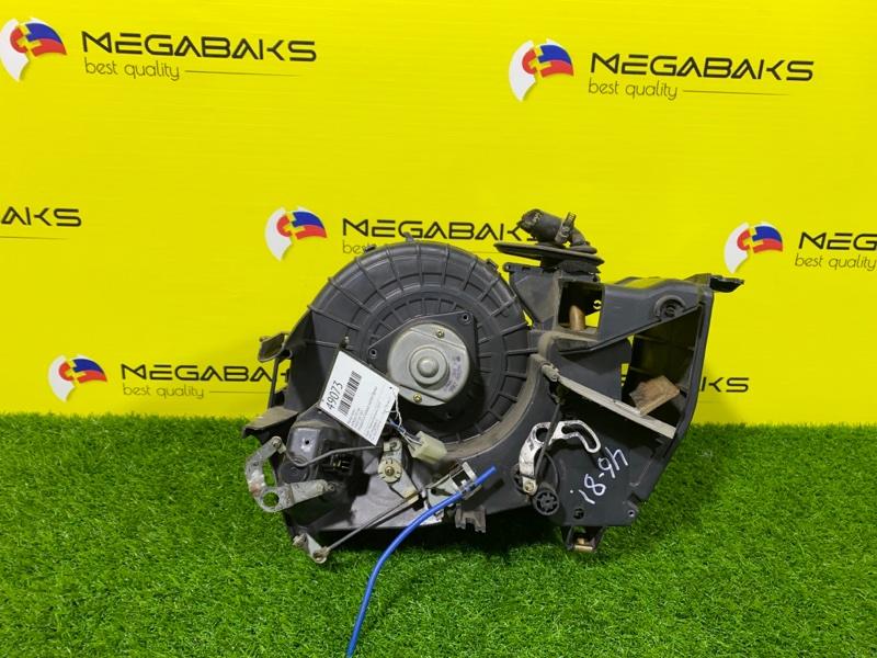 Мотор печки Honda City AA (б/у)