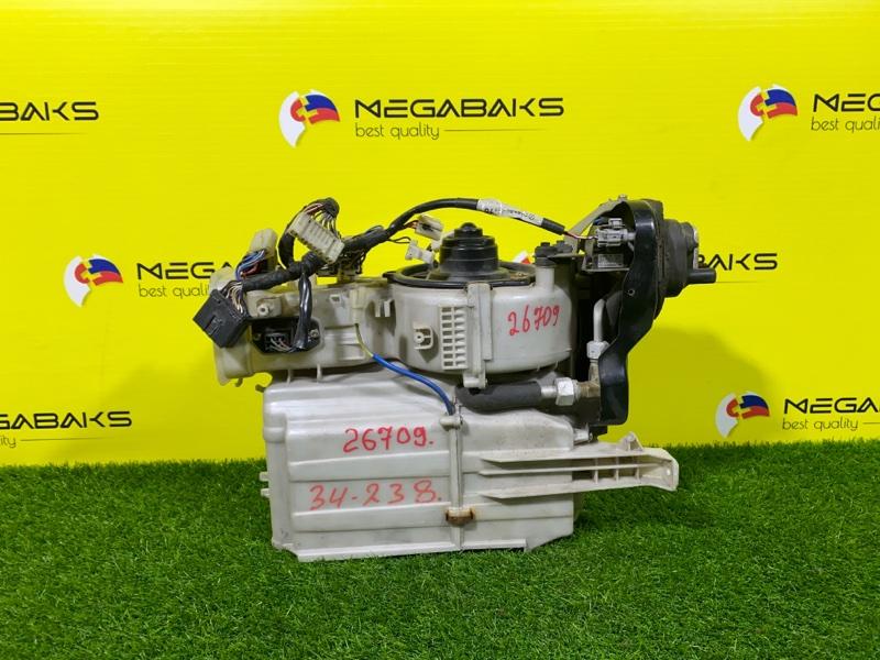 Печка Mitsubishi Pajero V45W 6G74 задняя (б/у)