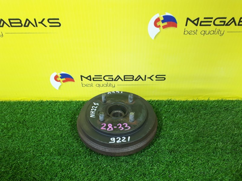 Тормозной барабан Suzuki Kei HN22S задний 2WD ЕСТЬ ВЫБОР (б/у)