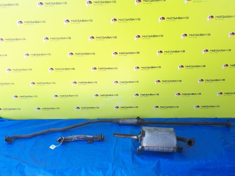 Глушитель Honda Partner EY7 D15B (б/у)