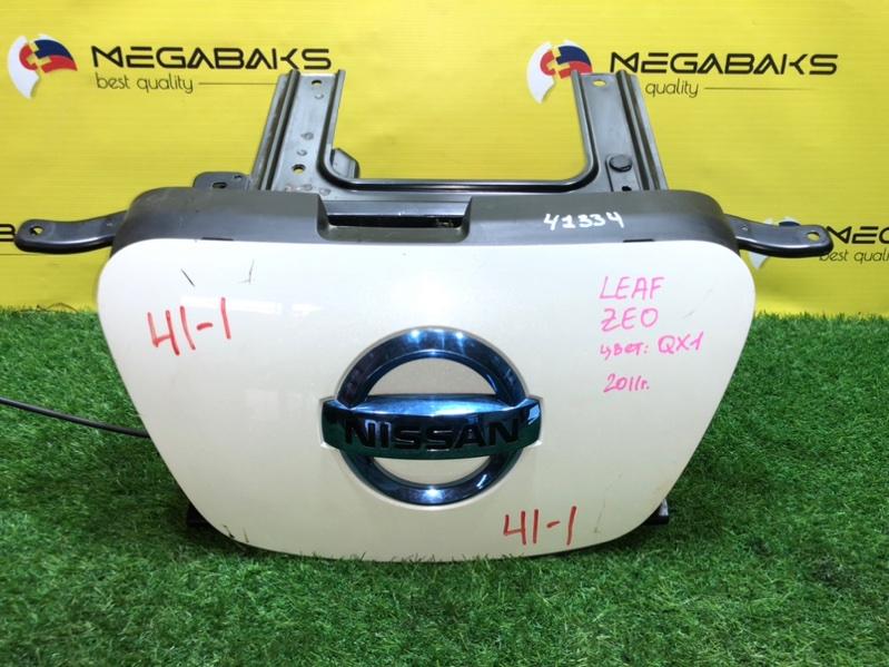 Зарядное гнездо Nissan Leaf ZE0 (б/у)