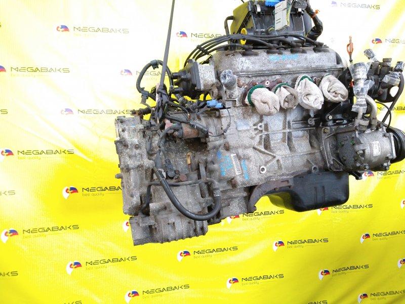Акпп Honda Capa GA6 D15B 2002 SCWA (б/у)