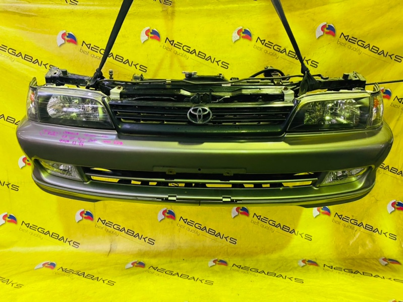 Nose cut Toyota Corolla AE101 4A-GE 1999 13-49, TOURING (б/у)
