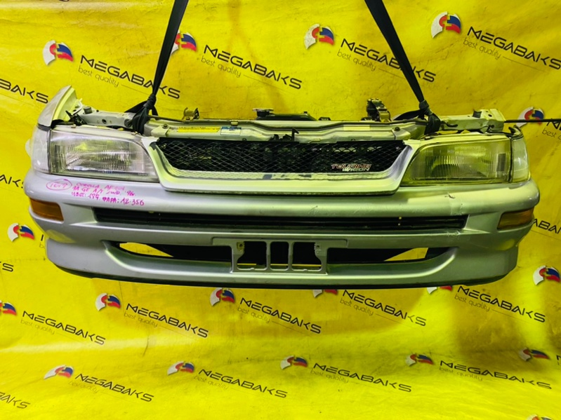 Nose cut Toyota Corolla AE101 4A-GE 1996 12-356, TOURING (б/у)