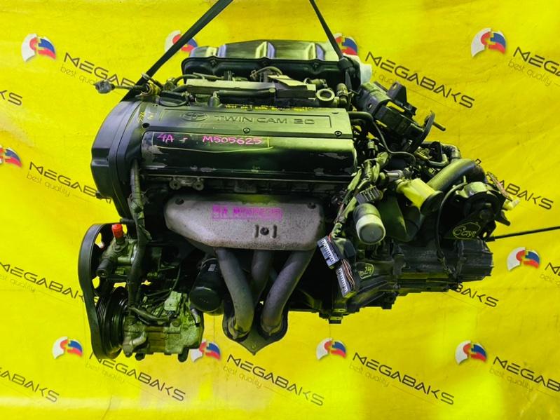 Мкпп Toyota Corolla AE101 4A-GE 1999 C160 -13A (б/у)