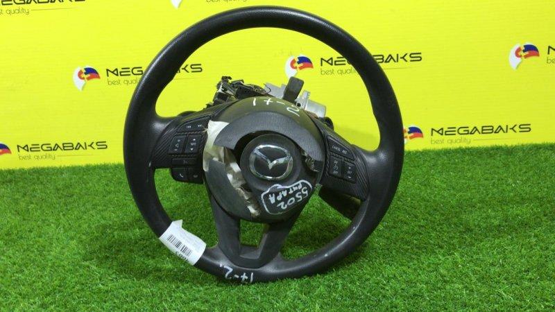 Руль Mazda Cx-3 DKEAW PE-VPS (б/у)