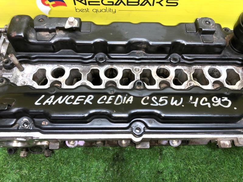 Головка блока цилиндров Mitsubishi Lancer Cedia CS5W 4G93 (б/у)