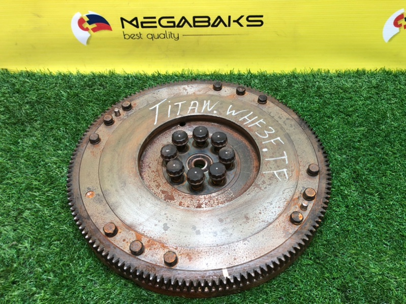Маховик Mazda Titan WHF3F TF (б/у)