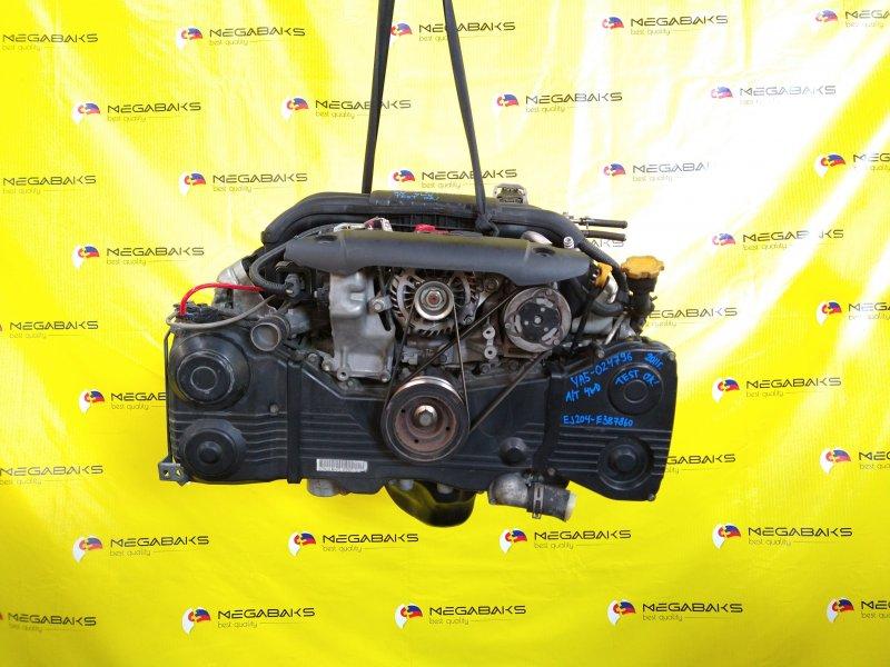 Двигатель Subaru Exiga YA5 EJ204 2011 E387860 (б/у)